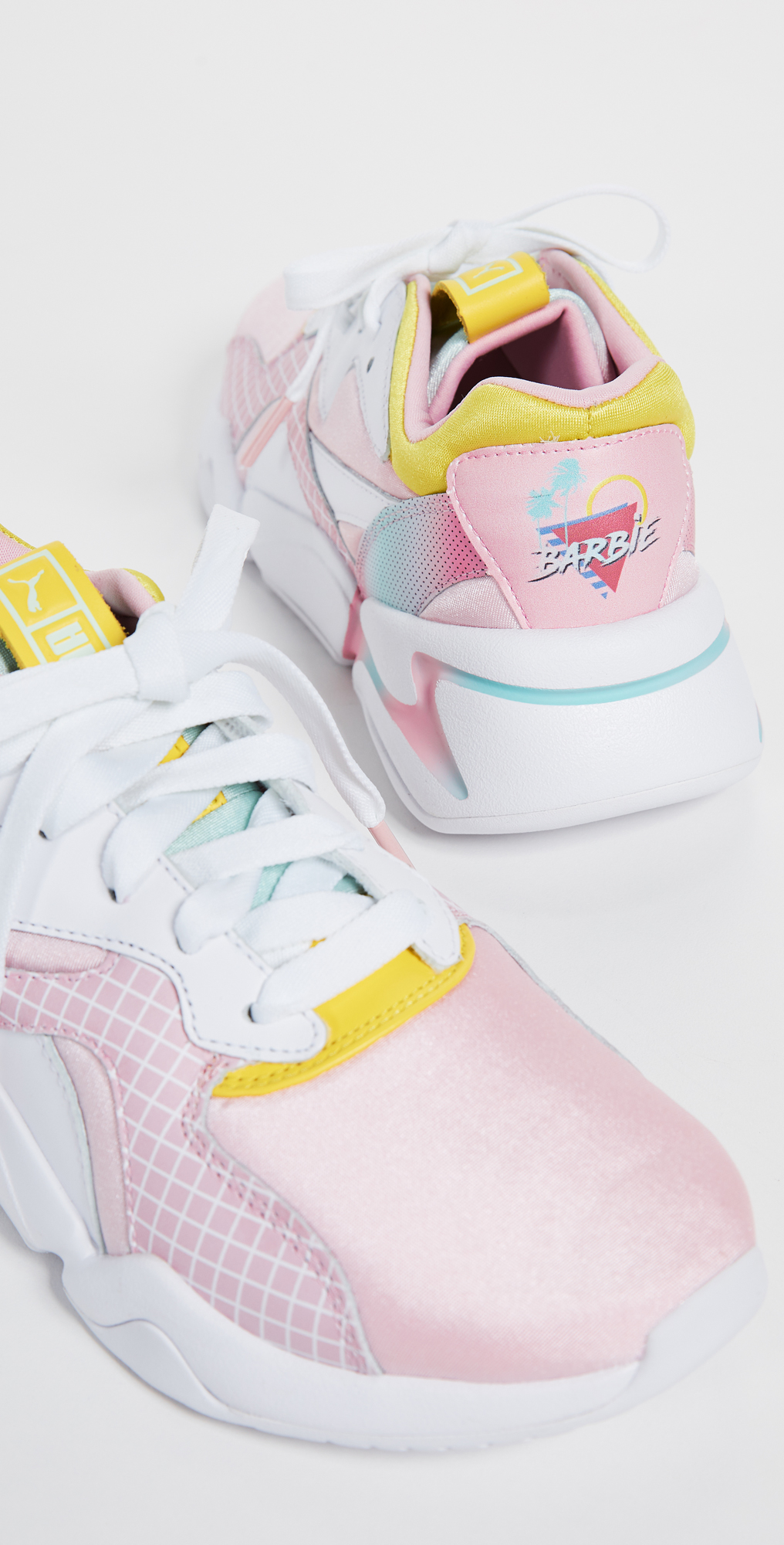 puma barbie nova sneakers