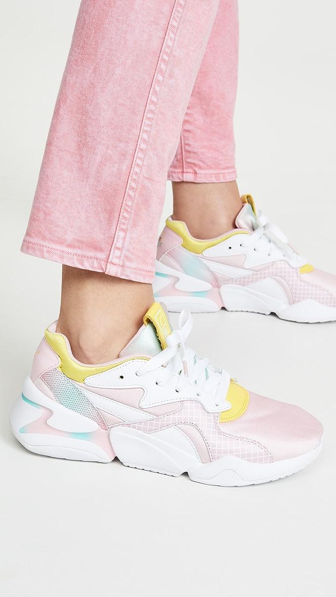 PUMA Nova x Barbie Sneakers | SHOPBOP