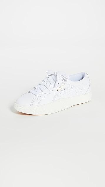 PUMA Love 皮运动鞋