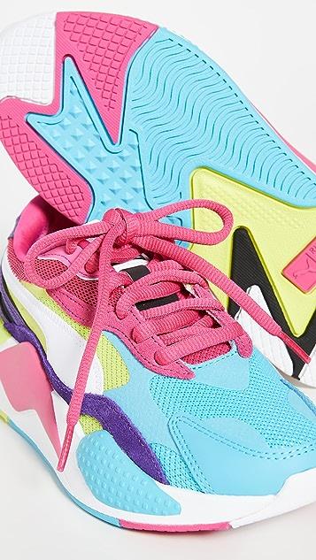 PUMA RS-X3 PNA Specific Rubix Cube Sneakers