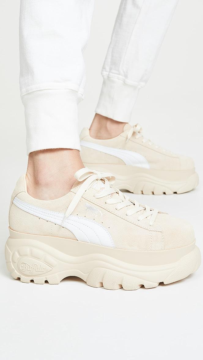 chaussure puma x buffalo suede