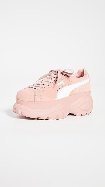 PUMA x Buffalo London Suede 2 Sneakers