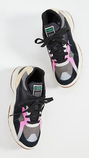 PUMA x RHUDE 考究运动鞋