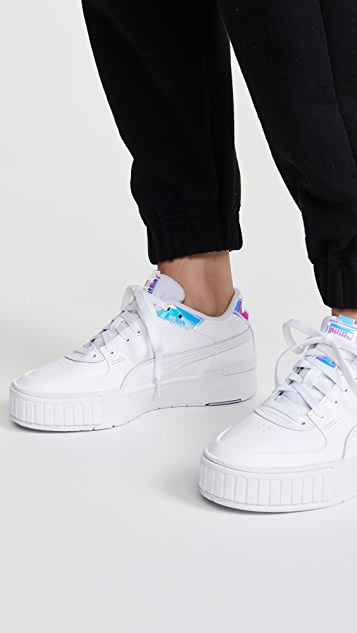 puma cali sneakers outfit