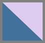 Dark Denim/Luminous Purple