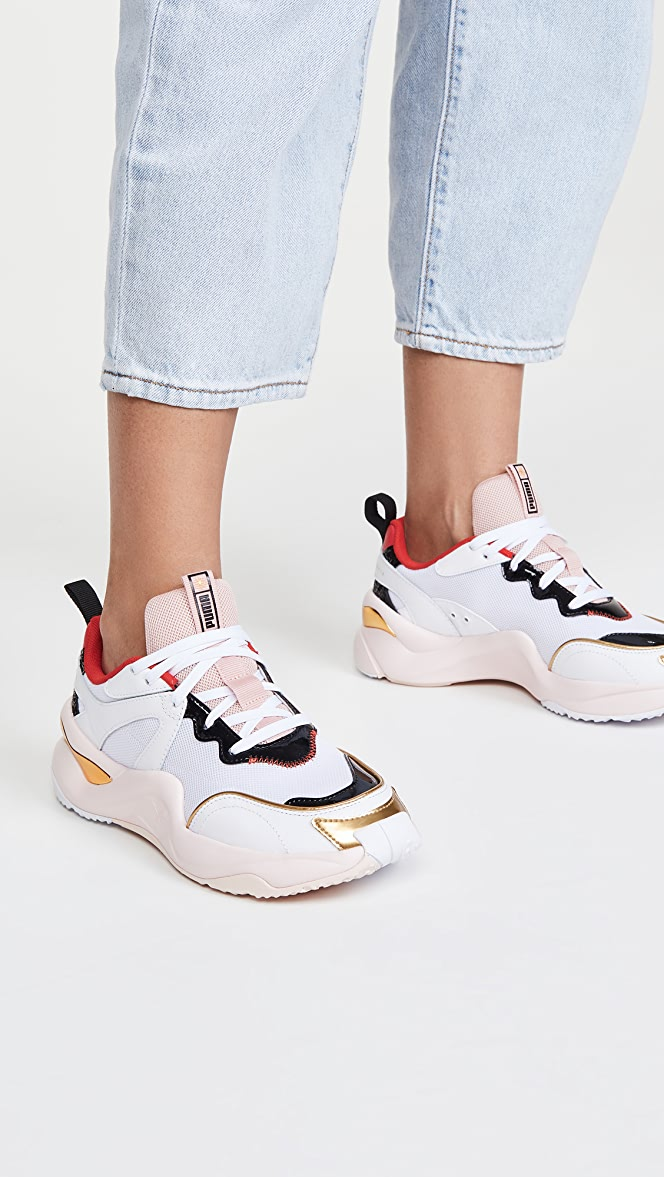 PUMA x Charlotte Olympia Rise Sneakers | SHOPBOP
