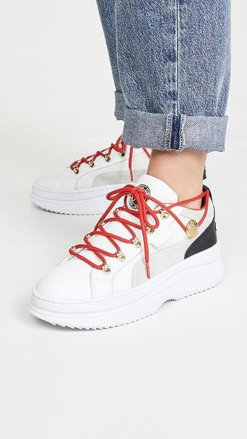 PUMA x Balmain Deva 低帮运动鞋