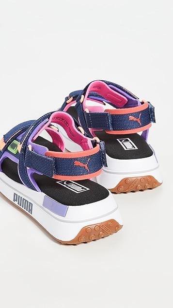 PUMA Game On Rider 凉鞋