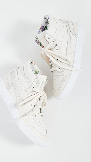 PUMA Ralph Sampson Mid Leather X Ts Sneakers
