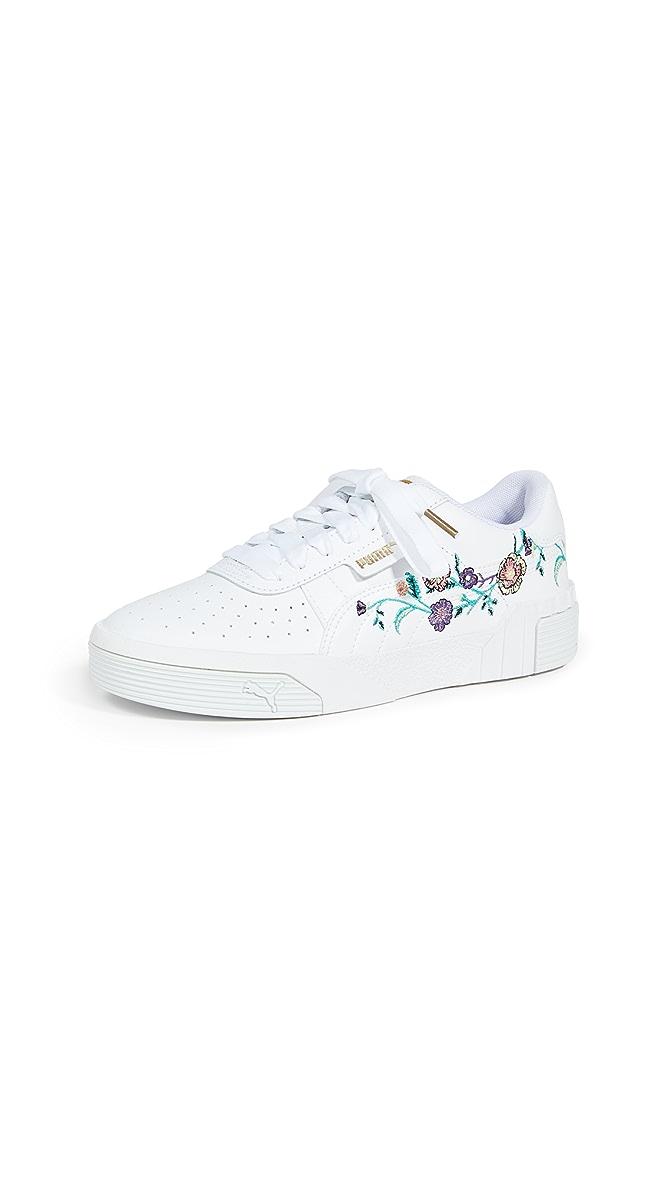 PUMA Cali Floral Sneakers   SHOPBOP