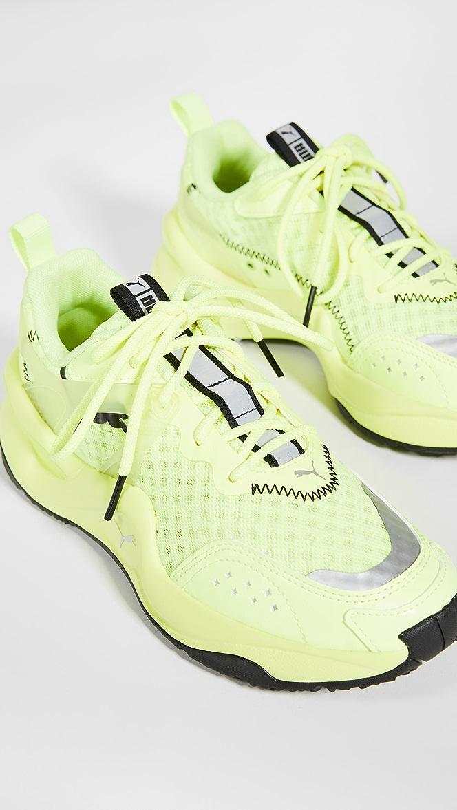 PUMA Rise NEON Sneakers | SHOPBOP