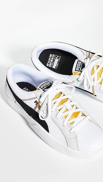 PUMA LOVE World Hood Sneakers