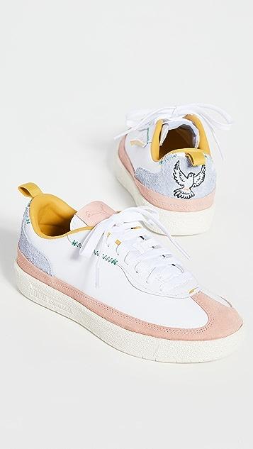 PUMA x KIDSUPER Oslo City Sneakers