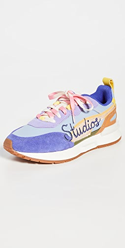 PUMA - x KidSuper Mirage Mox Sneakers