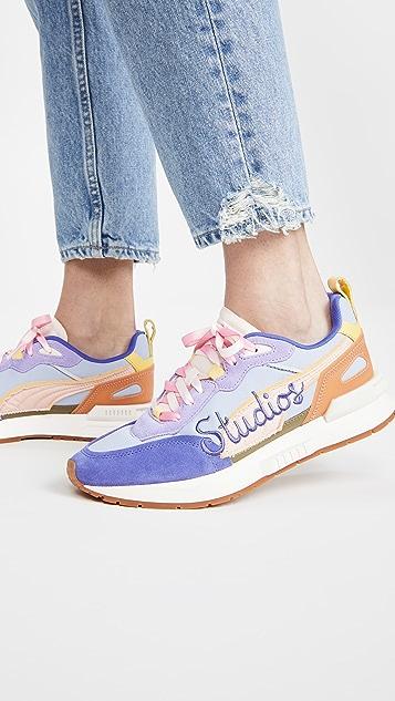 PUMA 彪马 x KidSuper Mirage Mox 运动鞋