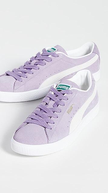 PUMA 彪马 绒面革经典运动鞋