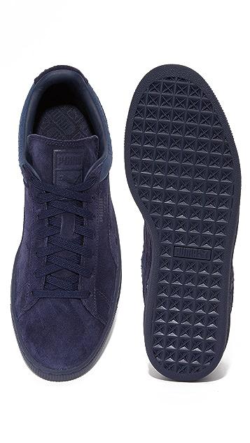 PUMA Select Suede Classic Tonal Sneakers