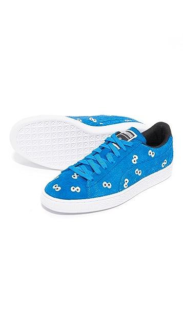 PUMA Select x SESAME STREET Suede Sneakers