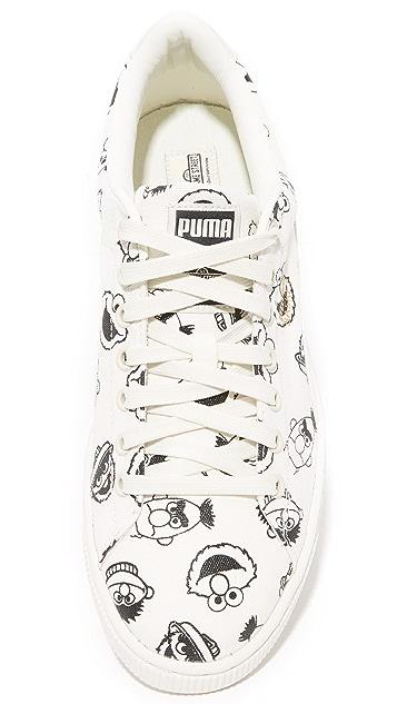 PUMA Select x SESAME STREET Basket Sneakers