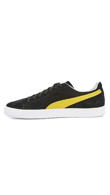 PUMA Select Clyde Premium Core Sneakers