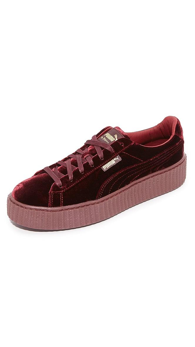 buy popular 3ee4c 8128e PUMA Select Puma Creepers Velvet X FENTY by Rihanna | EAST DANE