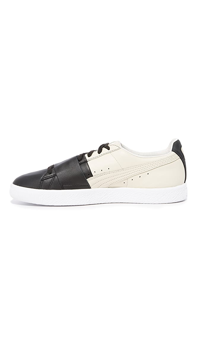 watch 5fd7b 6ddde PUMA Select Clyde Colorblock Sneakers | EAST DANE