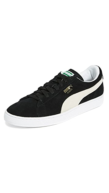 ea02664196fb9e PUMA Select Suede Classic Plus Sneakers
