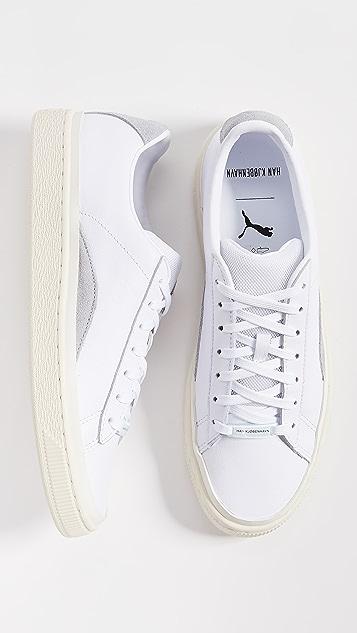 watch 60cae f548a x Han Kjobenhavn Basket Sneakers