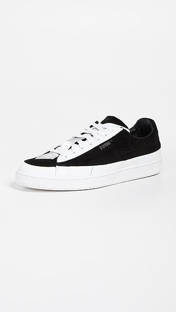 da10e3cbf203 PUMA Select x Karl Lagerfeld 2 Suede Classic Sneakers