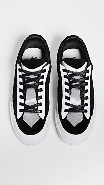 25c5d4994ca1 ... PUMA Select x Karl Lagerfeld 2 Suede Classic Sneakers ...