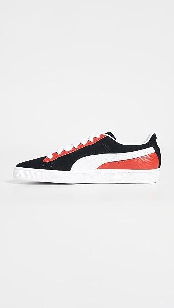 PUMA Select Suede Classic Block Sneakers