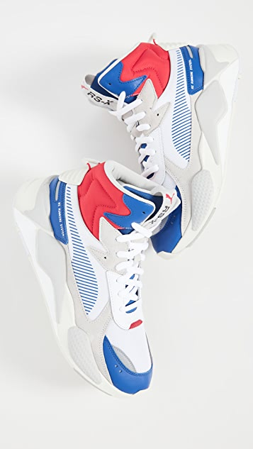 PUMA Select RS-X Midtop Utility Sneakers