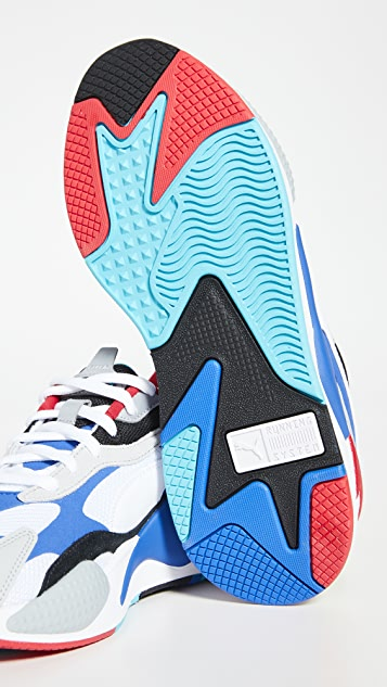 PUMA Select RS-X³ Puzzle Sneakers