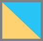 Plat Blue/Spectra Yellow