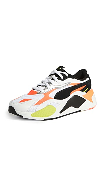 PUMA Select RS-X³ Lava Blast Sneakers