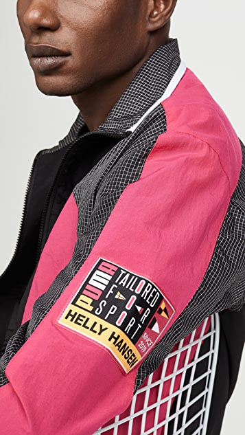 PUMA Select x Helly Hansen Full Zip Track Jacket