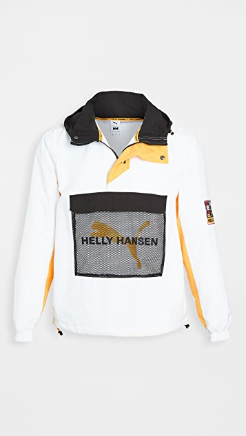 PUMA Select x Helly Hansen Pullover Windbreaker