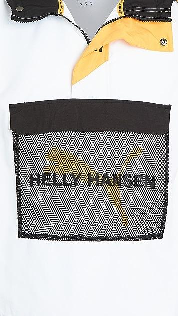 PUMA Select x Helly Hansen Pullover Windbreaker