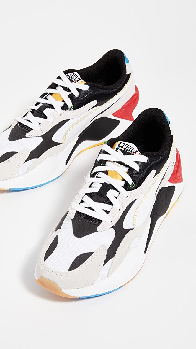 PUMA Select RS-X^3 WH Sneakers | EAST DANE
