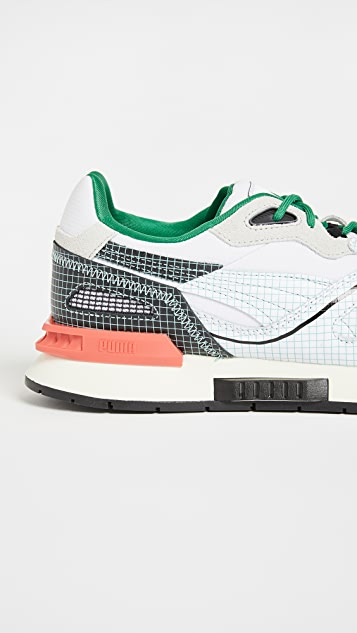 PUMA Select x Michael Lau Mirage Mox Sneakers