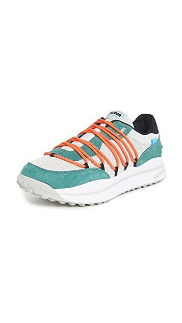 PUMA Select Lace Rider Pop Sneakers