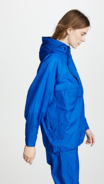 pushBUTTON Hooded Parka