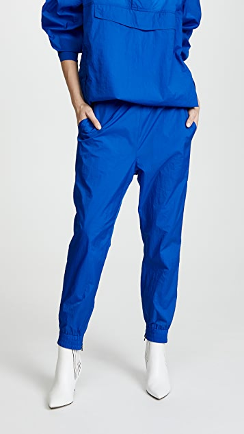 pushBUTTON Joggers - Blue