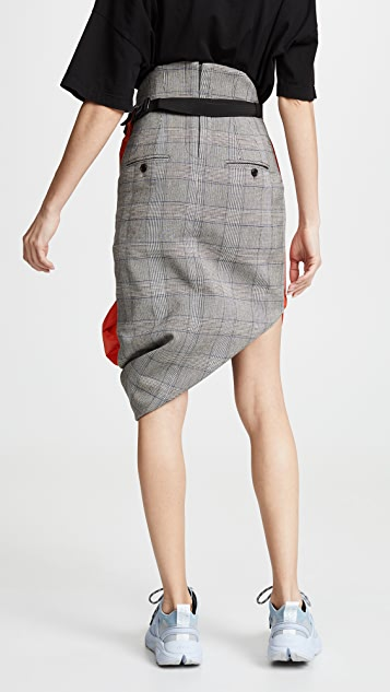 pushBUTTON Utility Contrast Skirt