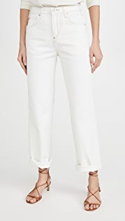 pushBUTTON Backup Color Jeans