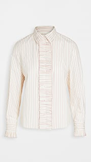 pushBUTTON Frill Point Shirt