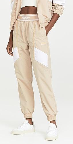 Prince x Melissa Wood Health - Nylon 运动裤