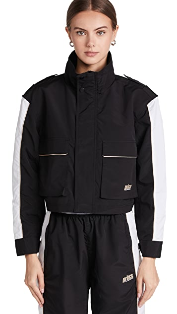 Prince x Melissa Wood Health Nylon Cropped M45 Jacket