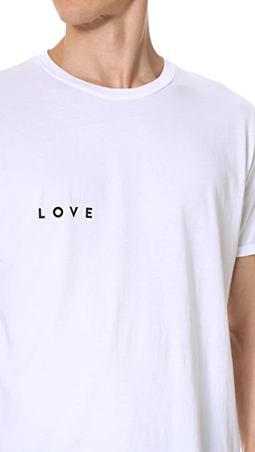 Quality Peoples Love / Amor Tee
