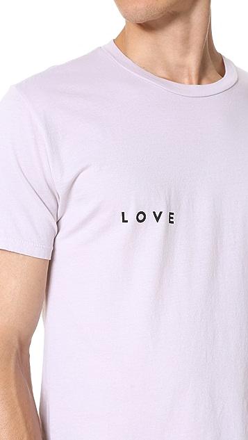 Quality Peoples Love / Amor Tee